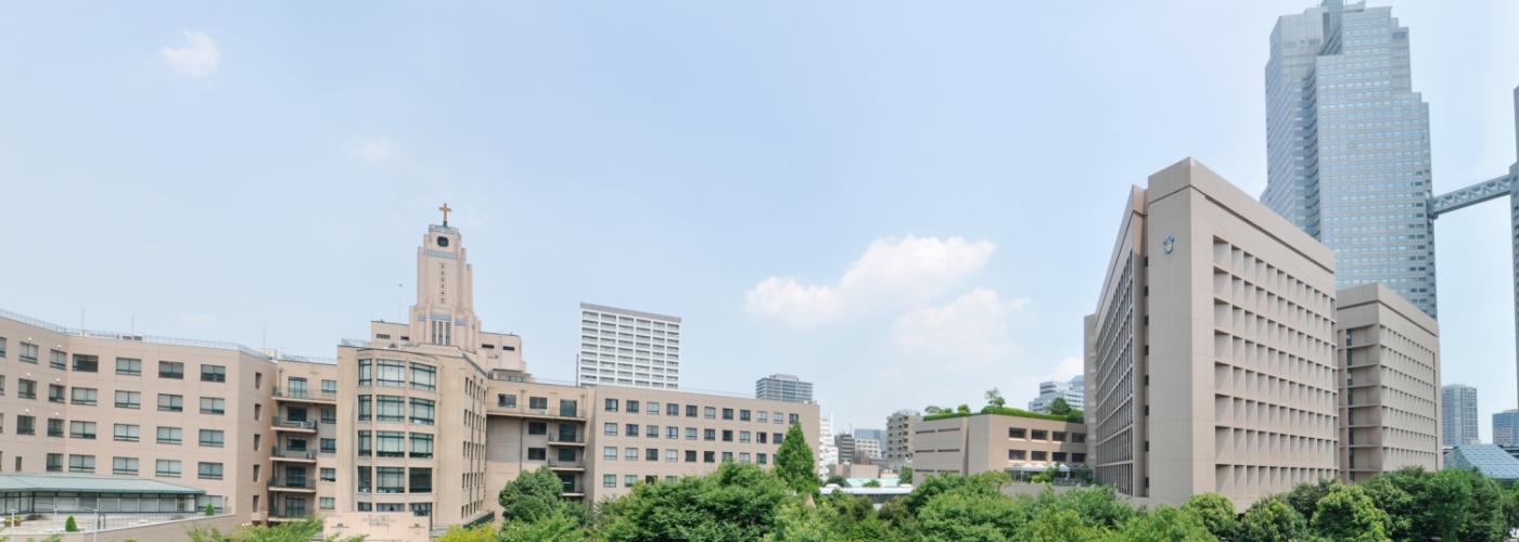 聖路加国際病院様の写真